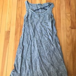 Chambray Horny Toad Dress